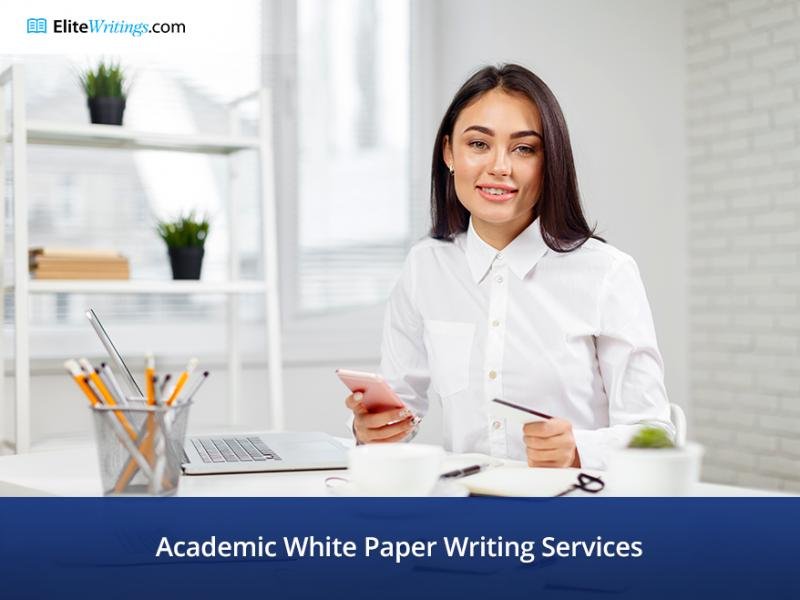 Academic White Paper Writing Services
