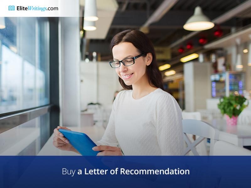 Buy a Letter of Recommendation
