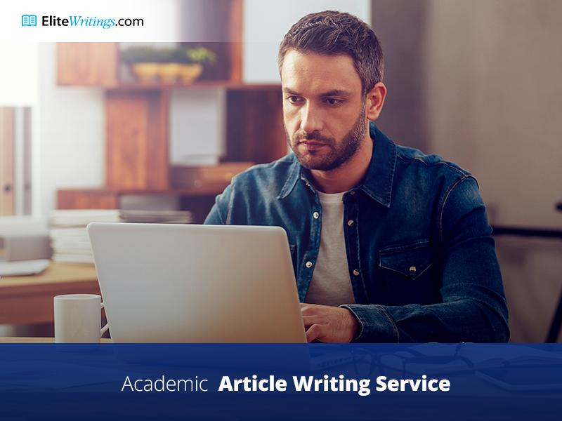 Academic Article Writing Service