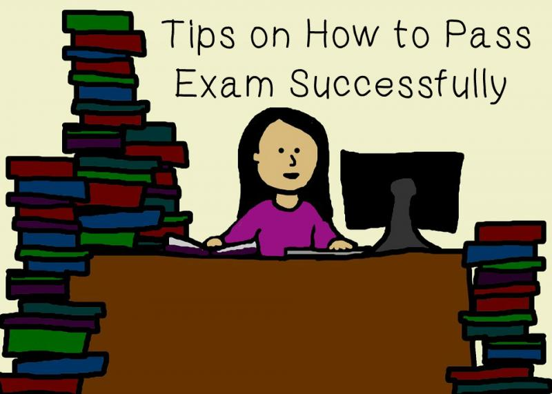 12 tips on how to pass exam successfully