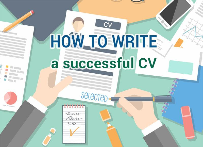 How to Write a CV for a Job