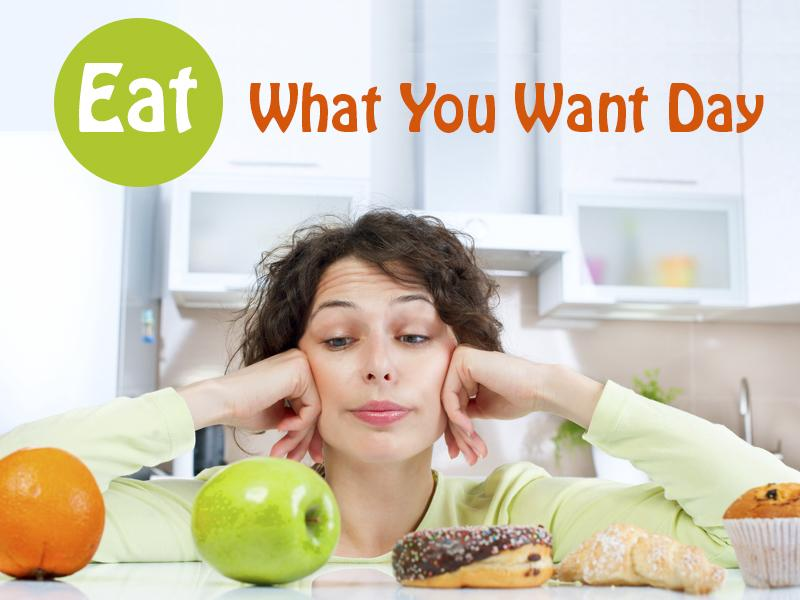 Eat What You Want Essay