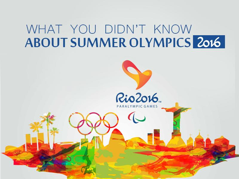 facts about Summer Olympics 2016