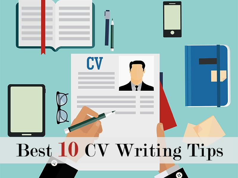 Best CV Writing Tips
