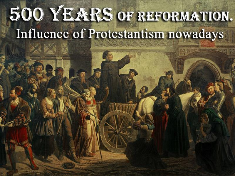 what was the protestant reformation? essay The protestant reformation reformation is the restoration of anything of value and it started in 1517 in europe to restore the truth in the word of god - the protestant reformation introduction in early 16th century, reformation was the ever greatest christian movement that was started by martin luther to restore biblical teachings that.