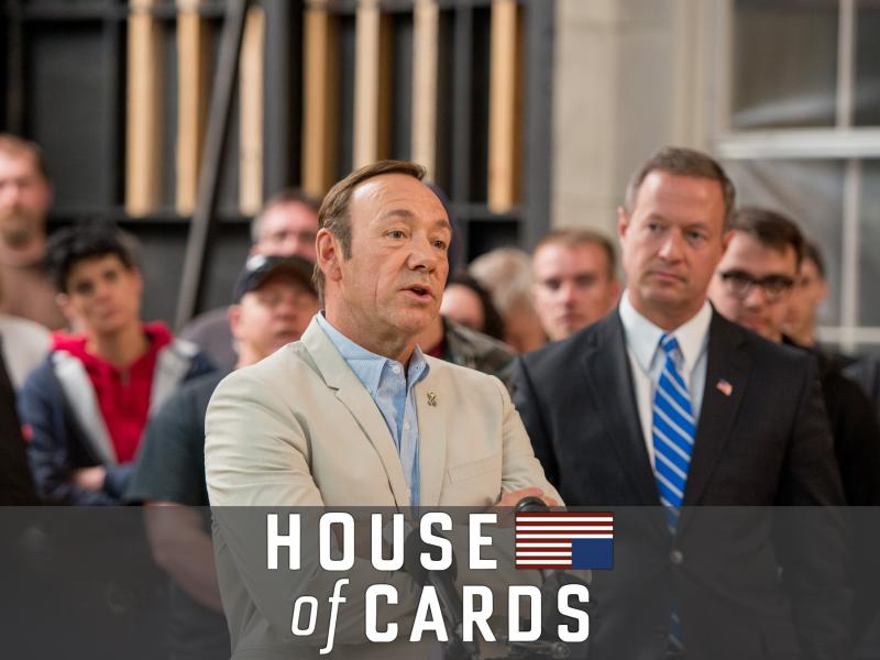 House of Cards review essay