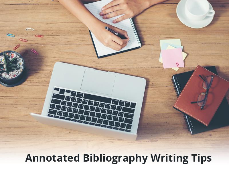 bibliography writing tips
