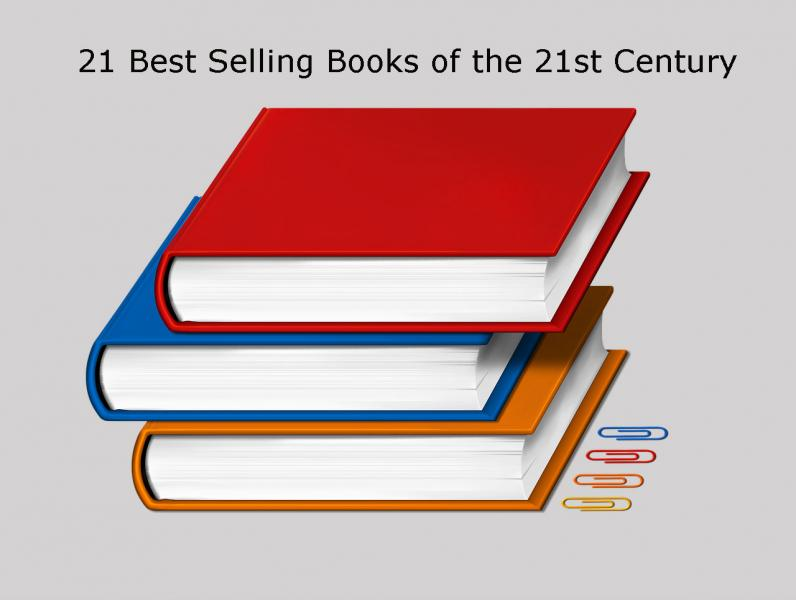 best selling books of the 21st century