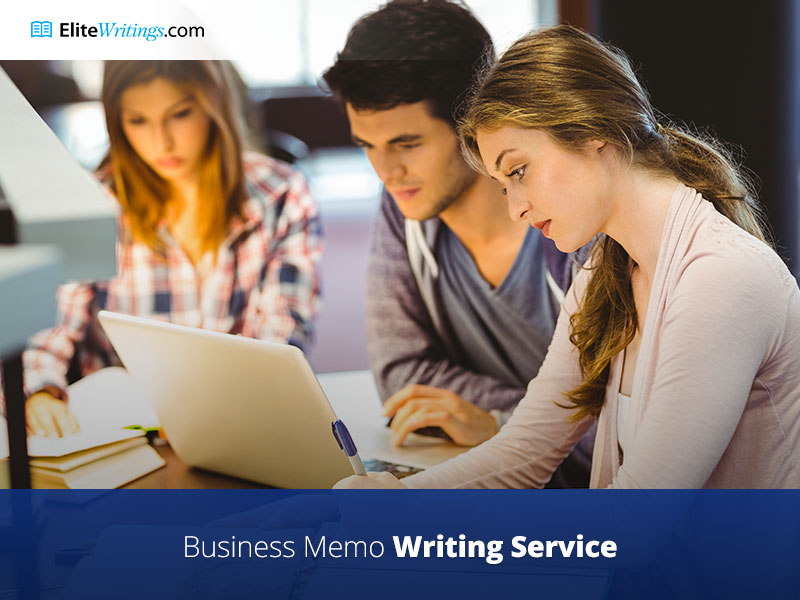 Business Memo Writing Service