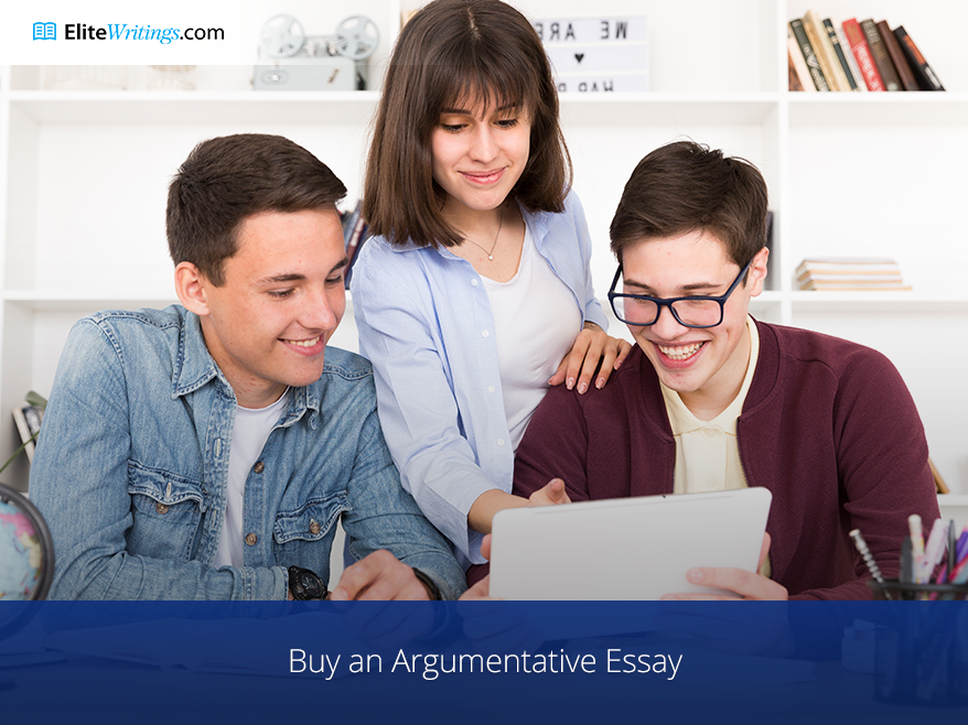 Buy an Argumentative Essay