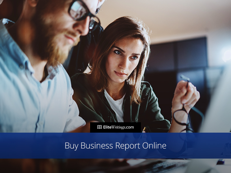 Buy Business Report Online