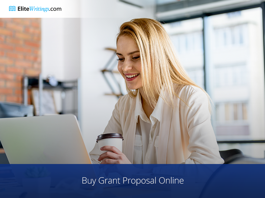 Buy Grant Proposal Online