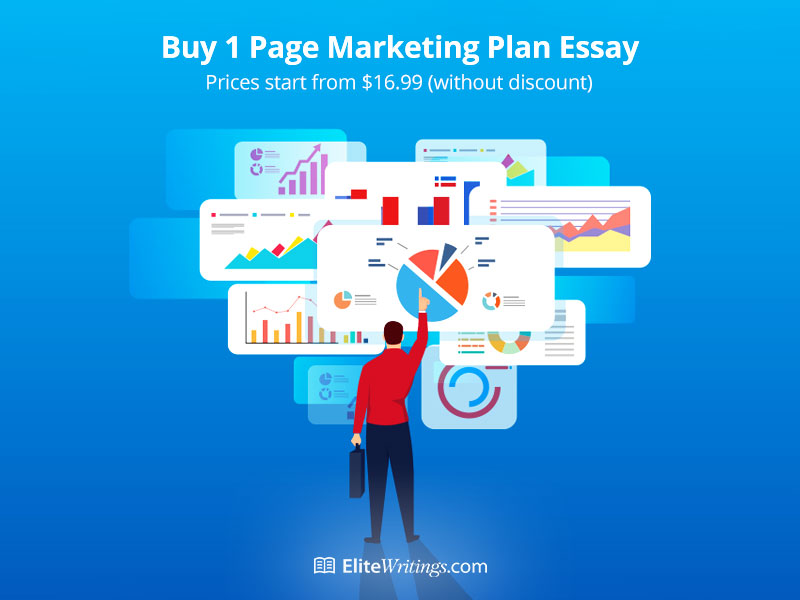 Buy One-Page Marketing Plan Essay
