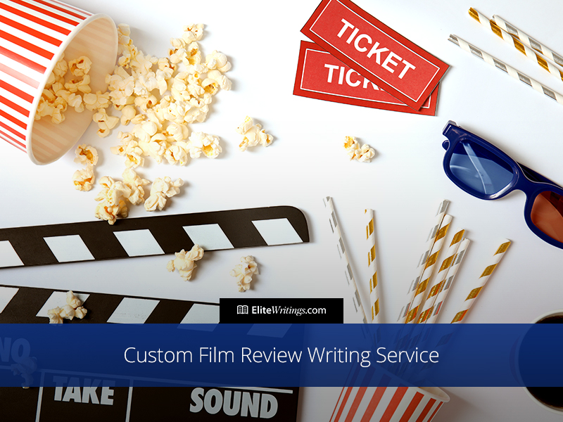 Custom Film Review Writing Service
