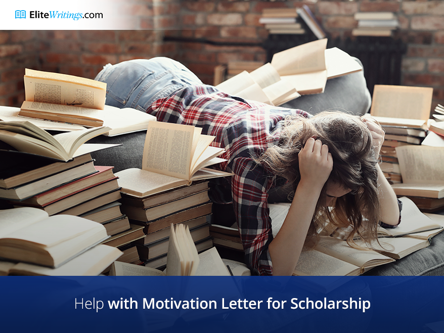 Help With Motivation Letter for Scholarship