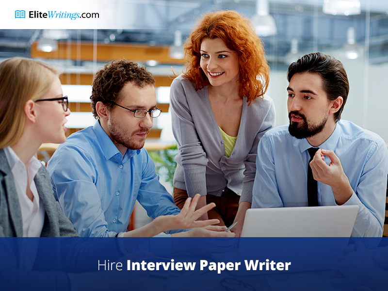 Hire Interview Paper Writer