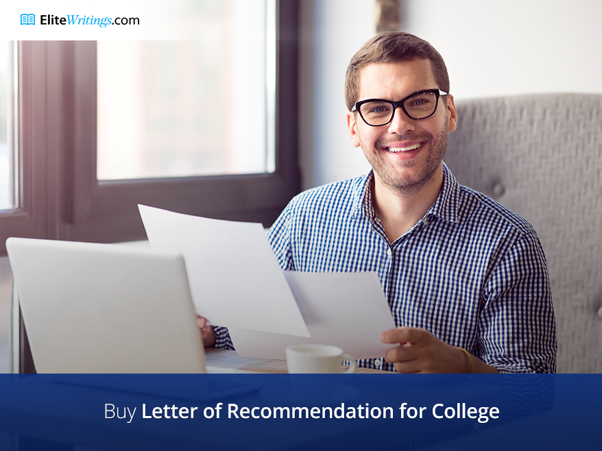 Letter of Recommendation for College