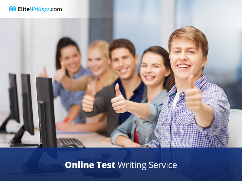 Online Test Writing Service