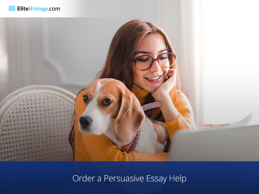 Order a Persuasive Essay Help