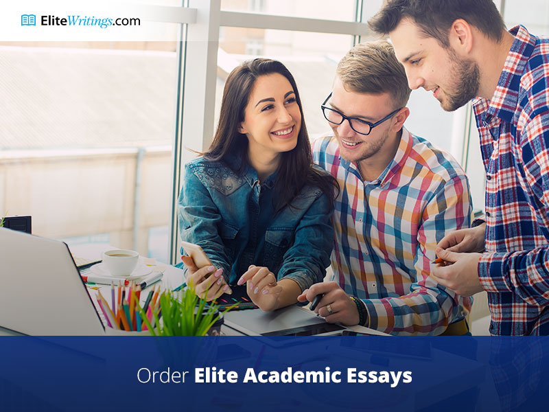 Order Elite Academic Essays