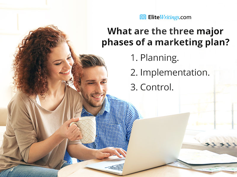 What Are the Three Major Phases of a Marketing Plan?
