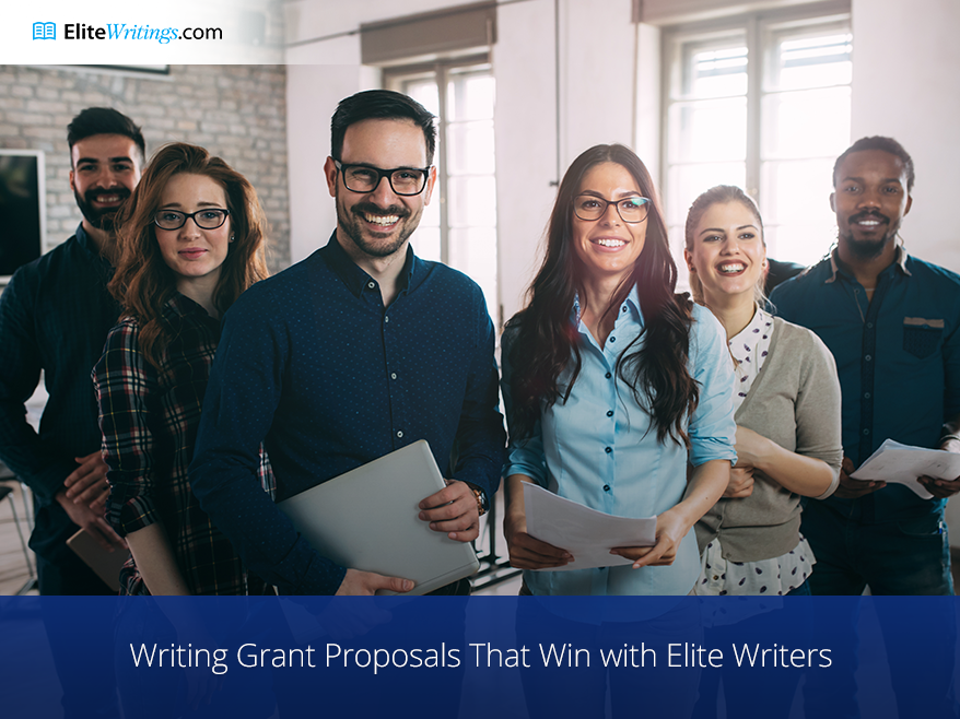 Writing Grant Proposals That Win with Elite Writers