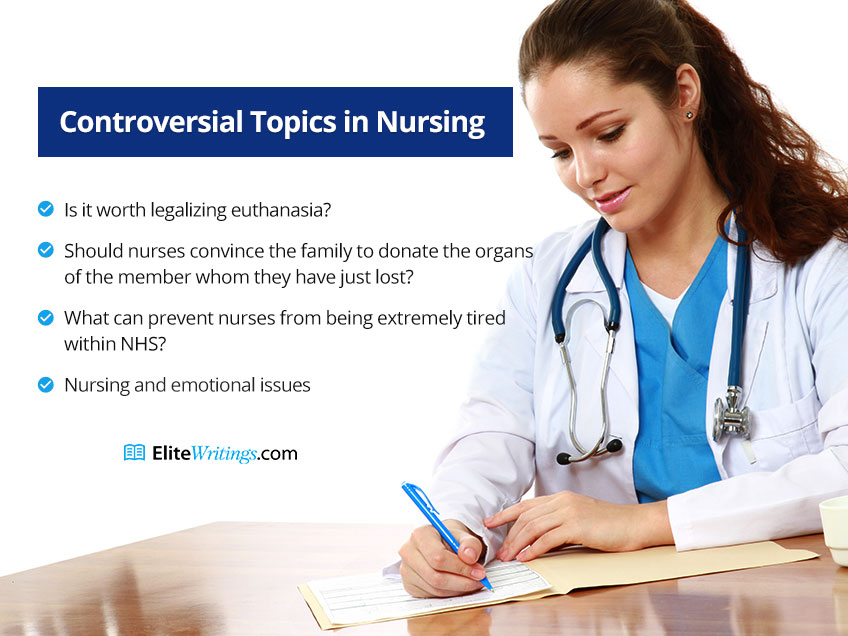 Controversial Topics in Nursing
