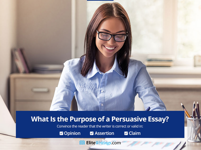 What Is the Purpose of a Persuasive Essay?