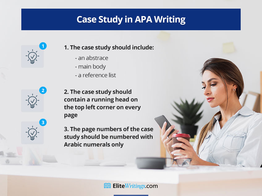 Properly Case Study in APA Format with Writing Elites Help